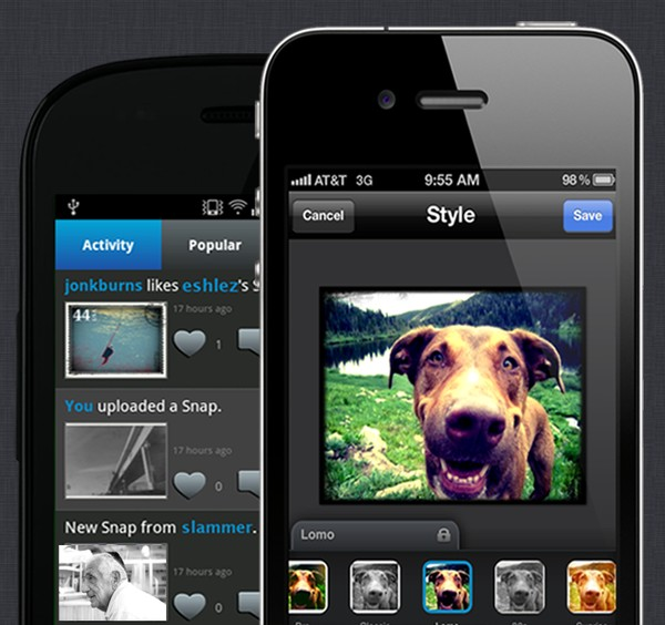 Snapbucket: Aplikasi Efek Foto Pelengkap Instagram