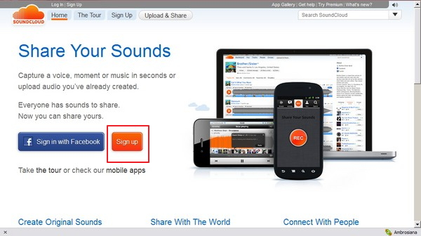 Pamer suara atau karya musik? Cobalah SoundCloud