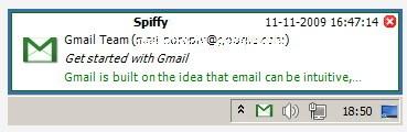 Mengawasi Beberapa Akun Gmail dengan Spiffy