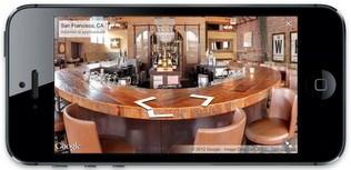 Google Maps untuk Mobile Browser Kini Dilengkapi dengan Street View