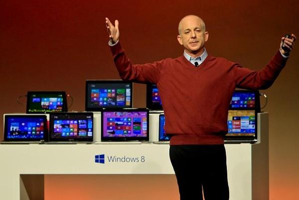 Windows 8 Sudah Diuji Selama 1 Milyar Jam Lho!