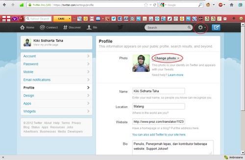 Tips Twitter untuk Pemula