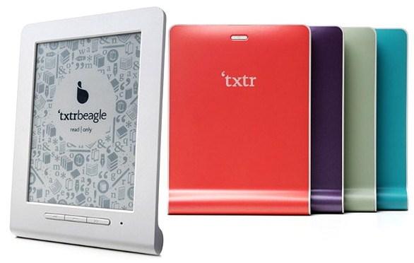 Txtr Beagle: E-Reader Terkecil dan Termurah di Dunia