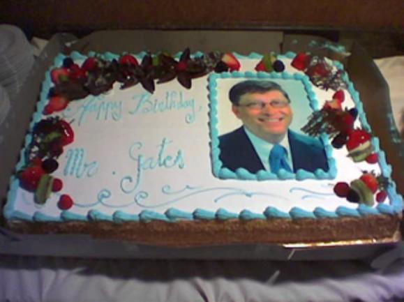 Pengguna Windows..Ucapkan Selamat Ulang Tahun Pada Mr. Bill Gates!