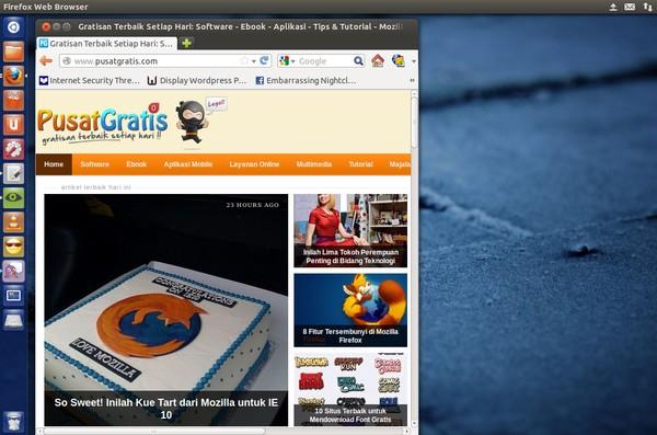 Sudah Update Mozilla Firefox ke Versi 16.0.2 Belum?