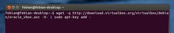 Cara Menginstall Ubuntu 12.10 di VirtualBox [Ubuntu 12.04 LTS]