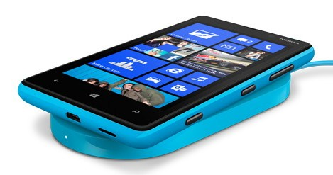 Bagaimana Wireless Charging Nokia Lumia 920 Bekerja
