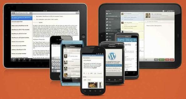 Ngeblog Kapanpun dan Dimanapun dengan WordPress Mobile Apps