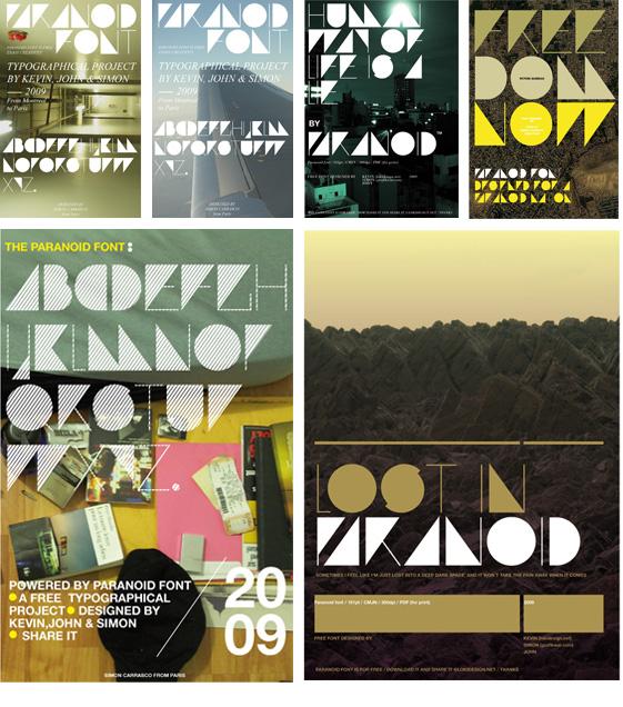 10 Koleksi Font Keren untuk Website dan Poster