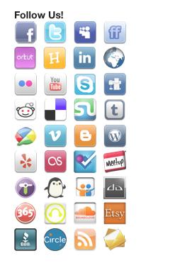 10 Situs Layanan Social Sharing Gratis untuk Blog dan Website