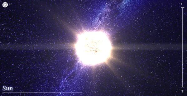 Melihat Seratus Ribu Bintang Melalui Google 100000 Stars