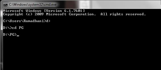Cara Mudah Menyembunyikan File ke Dalam Gambar dengan Command Prompt