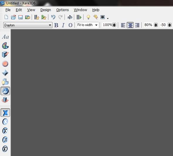 Lebih Mudah, Membuat Animasi 3D dengan Xara
