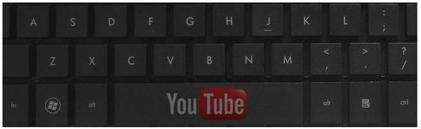 Gunakan Keyboard Shortcuts Pada YouTube Dengan TubeStop