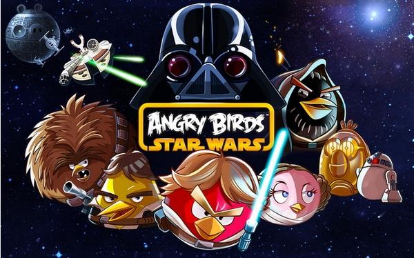 """Mainkan Versi Terbaru """"Angry Birds Star Wars"""" Sekarang Juga!"""