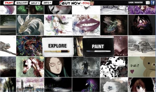 Ubah Gambar Menjadi Lukisan Dengan Psykopaint