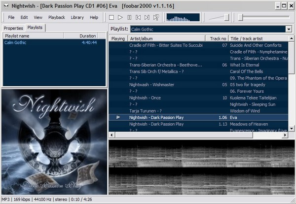 5 Software Audio Player Alternatif Winamp