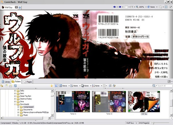 5 Software Windows untuk Membaca Manga dengan Asyik!