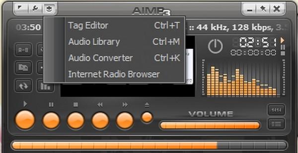 AIMP3: Alternatif Pemutar Musik yang Asyik