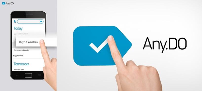 Any.Do Aplikasi To-Do List dengan Perintah Suara untuk Android dan iPhone