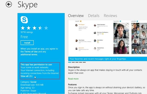 Perbedaan Aplikasi Desktop dan Aplikasi Metro di Windows 8