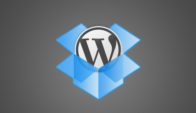 Backup Data WordPress Lewat Dropbox