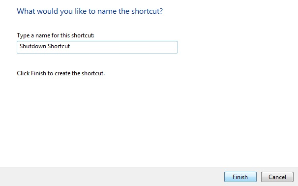 Cara Membuat Shortcut Shutdown Cepat di Windows