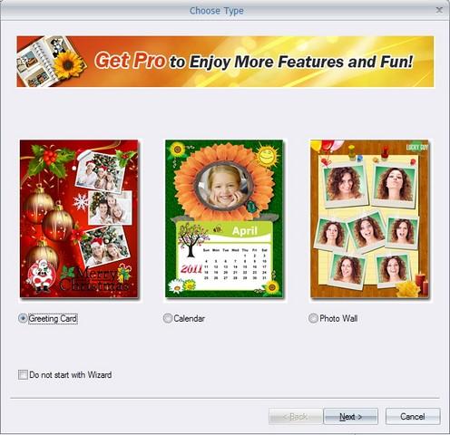 Membuat Kartu Ucapan Indah dan Kolase Foto dengan CollageMax