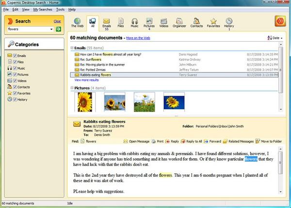 Mencari File Dengan Cepat dan Akurat Menggunakan Copernic Desktop Search
