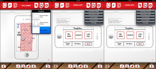 Aplikasi Gratis Untuk Membuat Aplikasi Prototype iOS
