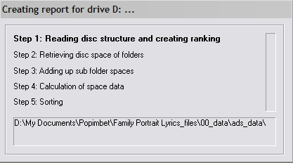 Ketahui Apa Saja yang Bikin Hard Disk Penuh dengan Disk Reporter