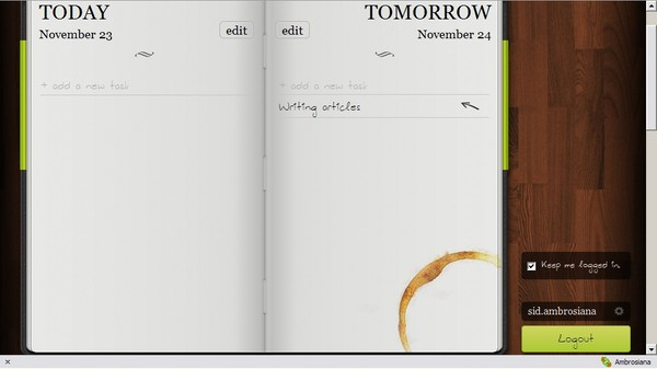Do It Tomorrow: To Do List yang Gigih Mengingatkan Hari demi Hari