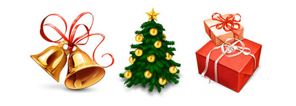 Download Gratis 10 Vector Bertema Natal (+Bonus)