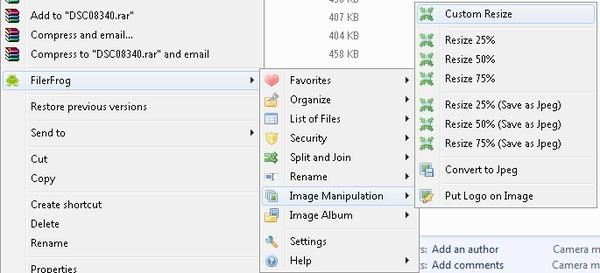 FilerFrog: Tambahkan Beberapa Fungsi Bermanfaat di Klik Kanan Windows