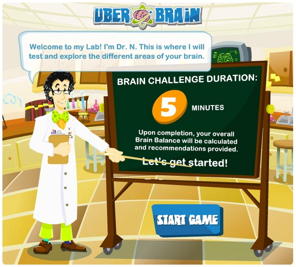 FitBrains: Game Online Gratis Untuk Melatih Kemampuan Otak