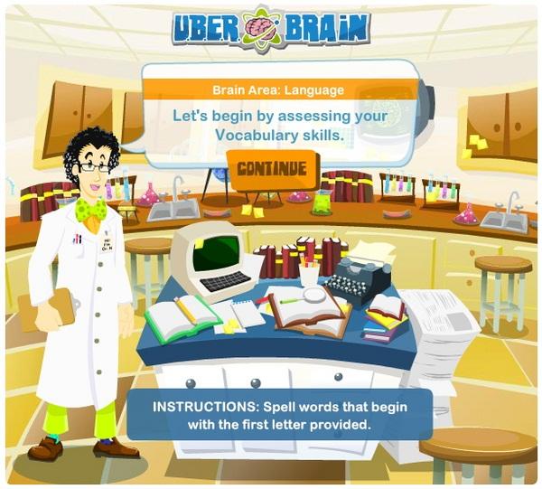 FitBrains: Game Online Gratis Untuk Melatih Kemampuan Otak
