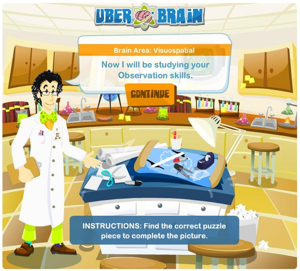 FitBrains: Game Online Gratis Untuk Melatih Kemampuan Otak Anak