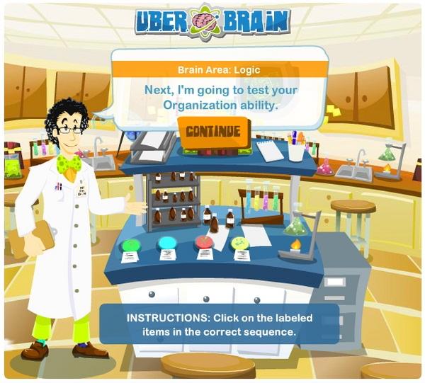 FitBrains: Game Online Gratis Untuk Melatih Kemampuan Otak Anak