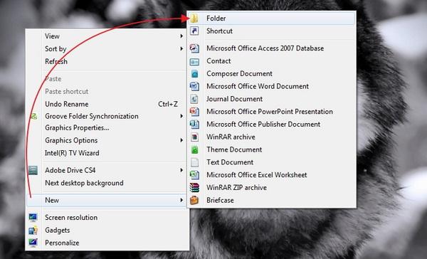 Cara Mengaktifkan GodMode di Windows