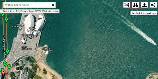 Mudah Menjelajah Dunia dengan Instant Google Street View