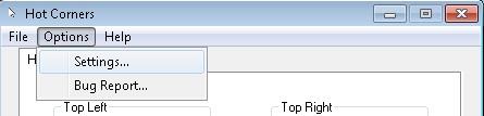 Akses File, Folder atau Aplikasi Dengan Super Duper Cepat Menggunakan Hot Corners