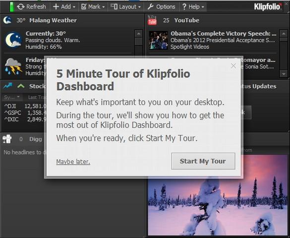 Lebih Produktif dan Fleksibel dengan KlipFolio