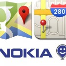 Lihat Video Perbandingan antara Nokia Maps, Google Maps dan Apple Maps