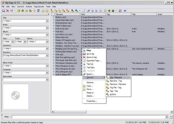 Benahi Tag file Audio Kamu dengan MP3 Tag!
