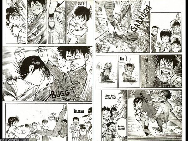 Membaca Manga Layaknya Membuka Buku di Tangan dengan MangaMeeya