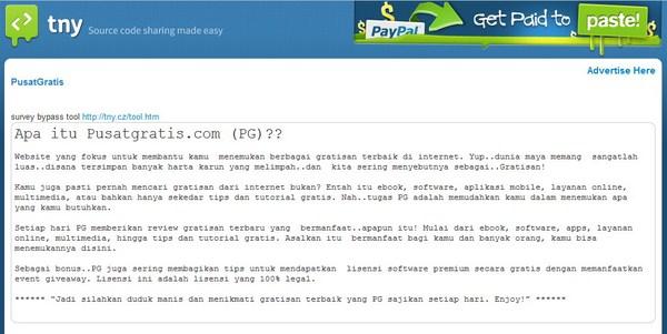 Layanan Online Untuk Membuat Catatan