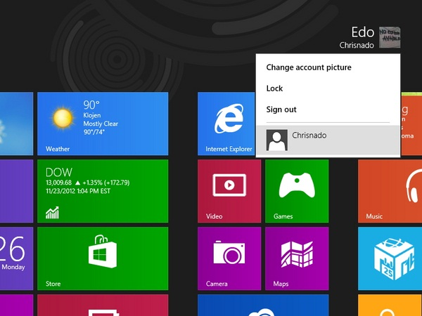 Apa Perbedaan Microsoft Account dan Local Account pada Windows 8?