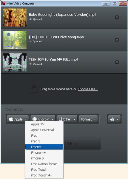 Miro Video Converter: Convert Video Ke Berbagai Gadget Dengan Mudah dan Cepat