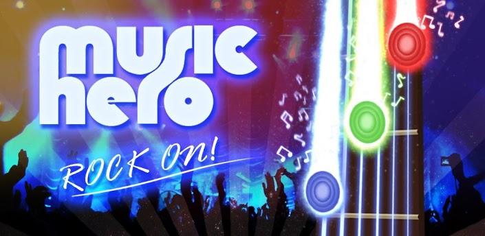 Music Hero : Mainkan Musik Favoritmu di Android
