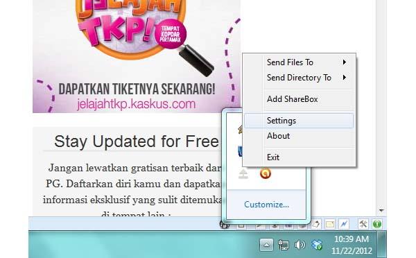 NitroShare: Berbagai atau Mengirim File Antar Sistem Operasi Lebih Mudah